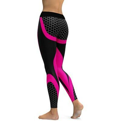 361| Legging Fitness Pantalon Femme Workout Yoga Pant Vêtement Sport Musculation