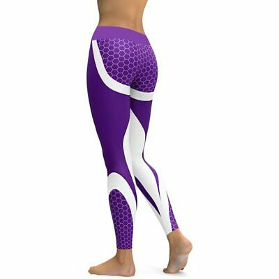 363| Legging Fitness Pantalon Femme Workout Yoga Pant Vêtement Sport Musculation