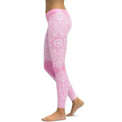 366| Legging Fitness Pantalon Femme Workout Yoga Pant Vêtement Sport Musculation