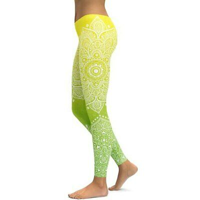 369| Legging Fitness Pantalon Femme Workout Yoga Pant Vêtement Sport Musculation