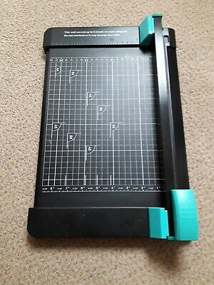 A4 paper trimmer cutter 6 sheet cutter blade 99p home use