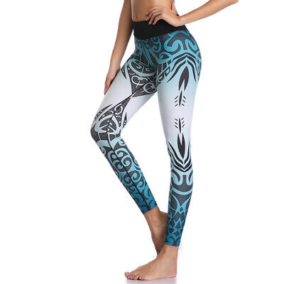 384| Legging Fitness Pantalon Femme Workout Yoga Pant Vêtement Sport Musculation