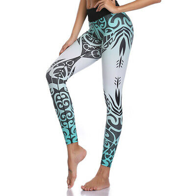 386| Legging Fitness Pantalon Femme Workout Yoga Pant Vêtement Sport Musculation