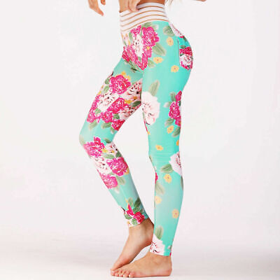 390| Legging Fitness Pantalon Femme Workout Yoga Pant Pantalon Lexi Panterra