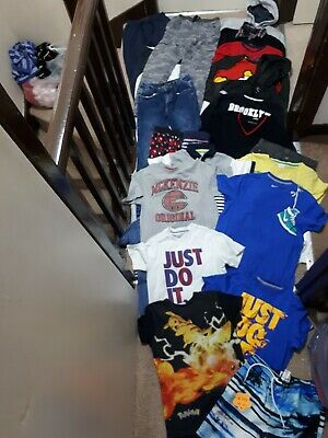 Huge Bundle Of Boys Clothes 10-11years #713 NIKE NEXT GEORGE H&M RIVER F&F LFC