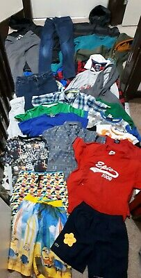 Huge Bundle Of Boys Clothes 9-10years #712 NEXT LEGO TU STAR WARS LACOSTE GEORGE