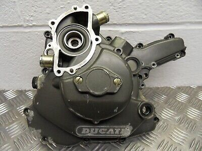 Ducati 748 Phase 2 Left generator stator engine case cover 1994 to 1998