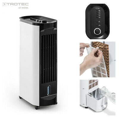 TROTEC Aircooler PAE 10 Tower Fan Humidifier Home 3in1 Advice Office Cooling