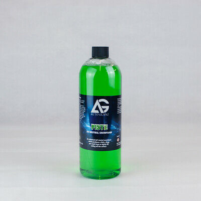 AutoGlanz Piste High Foam PH Neutral Snowfoam Wax Safe Pre Wash 1L