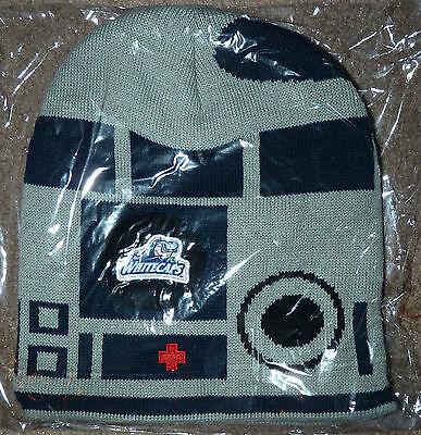 NEW West Michigan Whitecaps DROID BEANIE HAT CAP Cosmic Candy Star Wars Giveaway