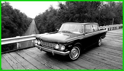 1962 AMC Other  1962 AMC Rambler only 53k miles nice survivor car NO RESERVE