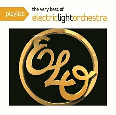 Elo (Electric Light Orchestra) - Playlist: The Very Best Of Electric New Cd