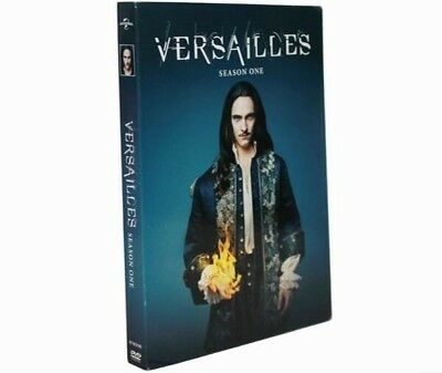 Versailles: Season One (DVD, 2016, 4-Disc Set) New Sealed Awesome Show US Seller