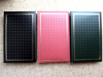 (3)   NCL BOOK TYPE SLIP-IN PHOTO ALBUMS  *100 Page / * 300 Photos fit in each