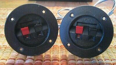 Pair Of Polk Audio Monitor 4, 4.5 Crossover Networks / Excellent Condition