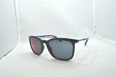 ff1681db085 VERSACE SUNGLASSES 4335 GB1 88 Black and Red Grey Silver Gradient ...