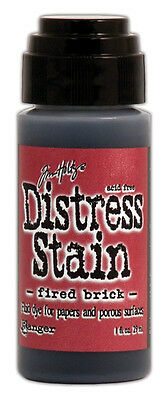 Distress Stain - Fired Brick
