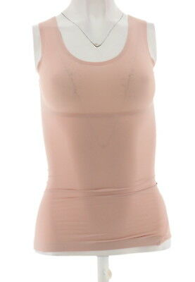 Spanx Trust Your Thinstincts Tank Top Rosy Pink XL NEW A306088