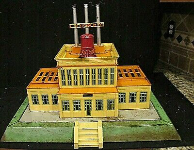 LIONEL-PRE-WAR STANDARD SCALE- POWER STATION NO.840- 1930 TRAIN Switch House