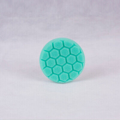 Chemical Guys - HEX-LOGIC Heavy Polishing Pad 100mm - Green (4 Inch)
