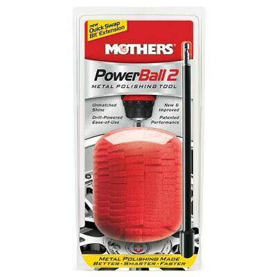 Mothers Powerball Metal Polishing Drill Attachment