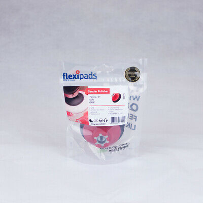 Flexipads World Class 75mm (3 inch) M14 Rotary Polisher Velcro Backing Plate