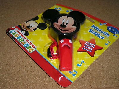 Minnie Mouse Whistle & Lanyard Brand New SUPER CUTE GIFT !! Disney Jr.