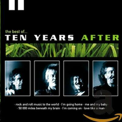 The Best Of Ten Years After -  CD YFVG The Cheap Fast Free Post The Cheap Fast