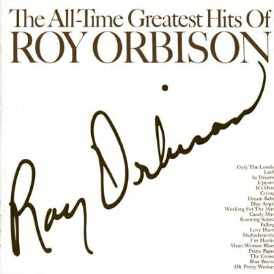 Roy Orbison - All Time Greatest Hits - Roy Orbison CD 8FLN The Cheap Fast Free