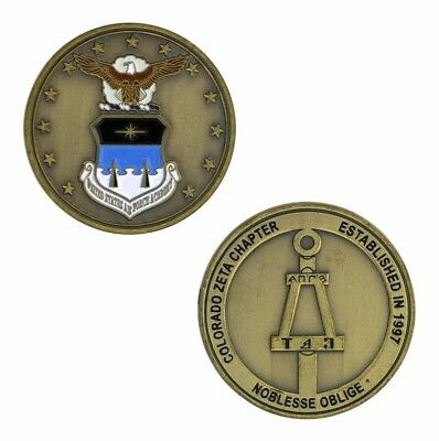 United States Air Force Academy Coin