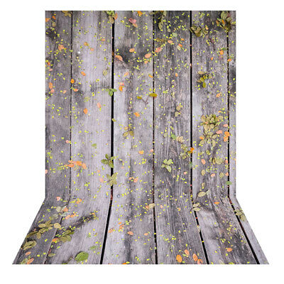 Andoer 1.5 * 2m Photography Background Backdrop Digital Printing Wood R1C1