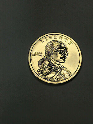2019-P & D Sacagawea $1 Native American in Space 2 Coins **READY TO SHIP**