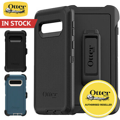 Galaxy S10 S10e S10+ Plus OtterBox Defender Case Heavy Duty Shockproof Cover