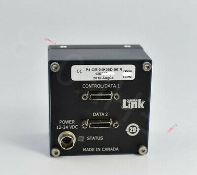 Used & Test DALSA P4-CM-04K05D-00-R  Free DHL or EMS