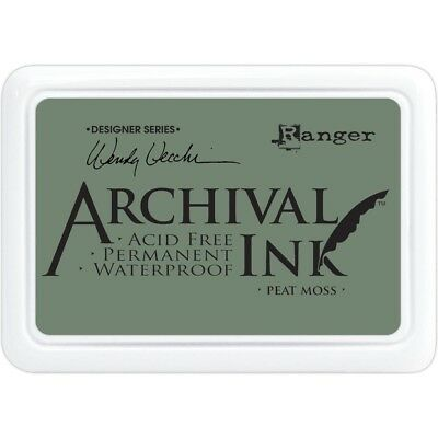 Archival Ink Pad - Peat Moss (WV)
