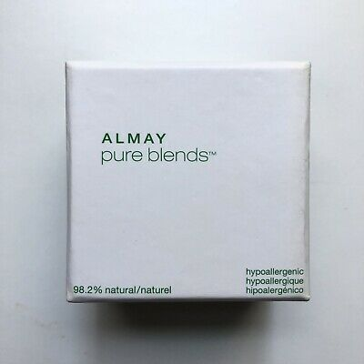 Almay Pure Blends Loose Finishing Face Powder - 200 TRANSLUCENT SHIMMER