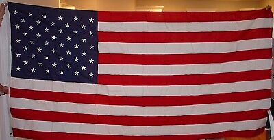 American Flag 5' x 9.5' Valley Forge Koralex II 2-Ply Sewn Polyester - NEW 5x9.5