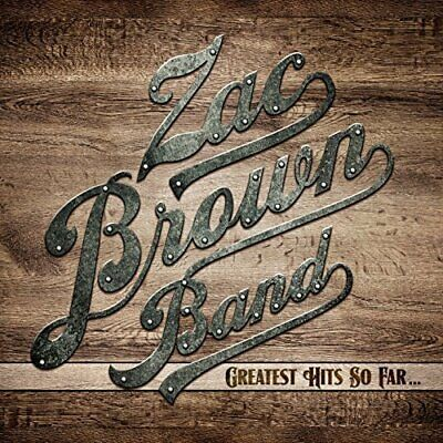 Zac Brown Band - Greatest Hits So Far CD NEW