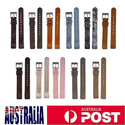 Replacement Wristband Band Strap Leather Strap For Fitbit Alta 5.5-7.3 inches AU