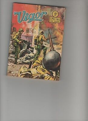 BD VIGOR SPECIAL 132 pages L'objectif presse 1965 Edition AREDIT