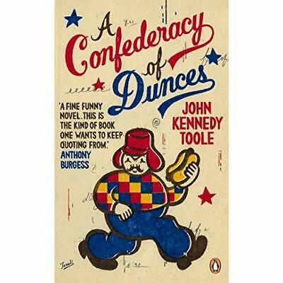 A Confederacy of Dunces Toole, John Kennedy (Author)/ Percy, Walker (Foreword by