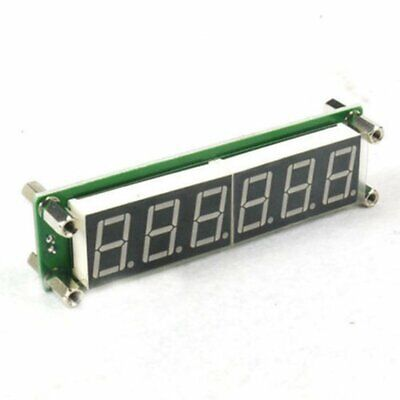 RF 6 Digit Blue Led Signal Frequency Counter Cymometer Tester 0.1 to 65 MHz? AL