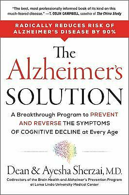 The Alzheimer's Solution : A Proven Program to Prevent and Reverse...  (NoDust)