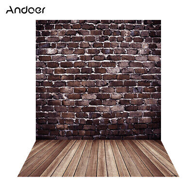 1.5*2m Big Photography Background Backdrop for photo Studio Dark brick wall B5R0