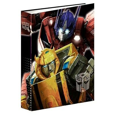 Classeur A4 Transformers Power 34 CM