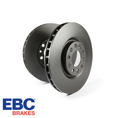 EBC Brakes Non Slotted Replacement Front Brake Discs - D995