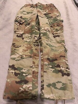 GENUINE Issue Scorpion W-2 Multicam OCP ARMY Combat Trouser Sz 31-Long Female
