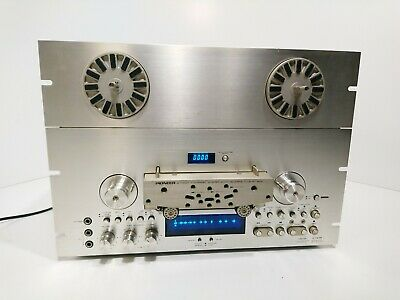 Vintage Pioneer RT-909 Reel to Reel Tape Player Recorder - Tested and Working