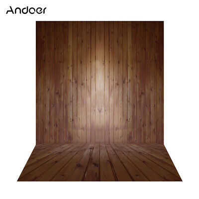 Wood Floor 1.5*2m Photography Background Backdrop for Professional Studio A9L8