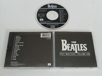 The Beatles/past Masters Volume One(Parlophone Cdp 7 90043 2) Cd Album